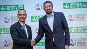 KBSLnin yeni sponsoru Herbalife Nutrition oldu 3 sezonluk sözleşme...