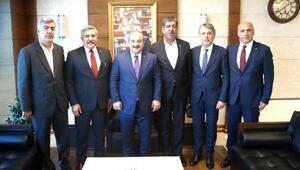 Kırıkhan heyetinin Ankara çıkartması