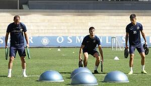 Osmanlısporda Hatayspor maçı hazırlıkları sürüyor