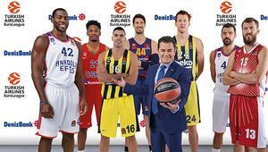 DenizBank, Avrupa Ligi ve ULEB Avrupa Kupasına sponsor oldu