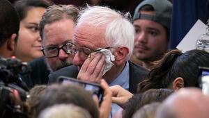 Trump'ın rakibi Bernie Sanders hastaneye kaldırıldı
