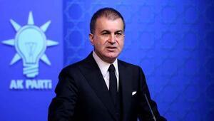 AK Parti Sözcüsü Ömer Çelik: ABnin rüşvet siyasetine kapalıyız