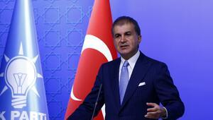 AK Parti Sözcüsü Ömer Çelikten net mesaj: ABnin rüşvet siyasetine kapalıyız.