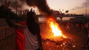 Irak alarmda Sosyal medyaya erişim de durduruldu