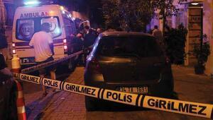 Beşiktaşta sokakta yürüyen kişiye silahlı saldırı