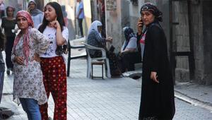 Adanada sokak ortasında korkunç olay