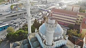 Müezzinin minare nöbeti