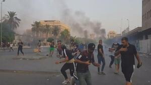 Irakta hükümet karşıtı gösteriler