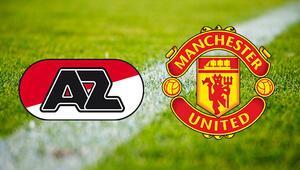 AZ Alkmaar Manchester United Avrupa Ligi maçı ne zaman saat kaçta ve hangi kanalda