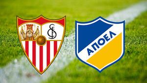 Sevilla Apoel Nicosia Avrupa Ligi maçı ne zaman saat kaçta ve hangi kanalda
