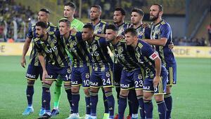 Fenerbahçenin konuğu Antalyaspor