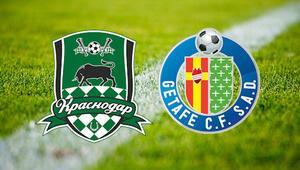 Krasnodar Getafe Avrupa Ligi maçı ne zaman saat kaçta ve hangi kanalda
