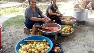 Samandağlı kadınlardan el yapımı nar ekşisi