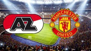 Az Alkmaar Manchester United maçı ne zaman saat kaçta hangi kanalda