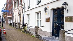 Hollanda'da Kaşıkçı'nın adı bir günlüğüne sokağa verildi
