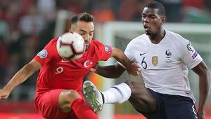 Paul Pogba, Türkiyeye karşı yok