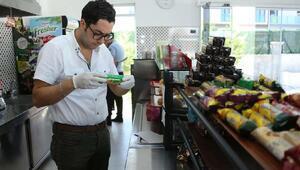 Merkezefendideki kantinlerde gıda ve hijyen denetimi