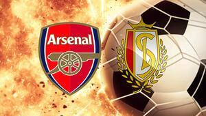 Arsenal Standart Liege maçı ne zaman saat kaçta hangi kanalda