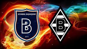 Başakşehir Borussia Mönchengladbach UEFA Avrupa Ligi maçı ne zaman, saat kaçta hangi kanalda