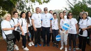 AdanadaDünya Yürüyüş Günü etkinliği