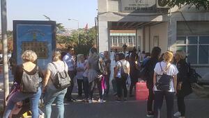 Tahliye kararı verilmişti İstanbul Üniversitesi Diş Hekimliği Fakültesi binasına girişler yasaklandı