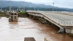 Mitag tayfunu Güney Korede 7 can aldı