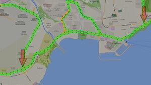 İstanbulda bu yollar hafta sonu kapatılacak..Peki hangi yollar kaç saat kapalı olacak