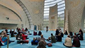 'Açık Cami Günü'nde birlik mesajı