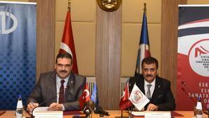 Anadolu Üniversitesi ve ESESOB arasında iş birliği protokolü imzalandı