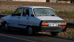 Şanlıurfada otomobile silahlı saldırı