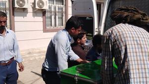 Serinlemek için sulama kanalına giren Suriyeli, öldü
