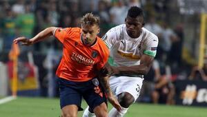 Medipol Başakşehir 1-1 Borussia Mönchengladbach