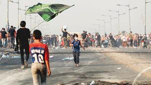 Irak kaynıyor