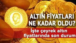 Altın fiyatları bugün ne kadar oldu 1 gram altın kaç lira.. Çeyrek altın ne kadar oldu