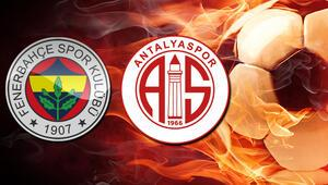 Fenerbahçe Antalyaspor maçı ne zaman saat kaçta