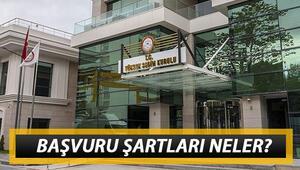 Yüksek Seçim Kurulu (YSK) personel istihdam edecek | Başvuru şartları neler