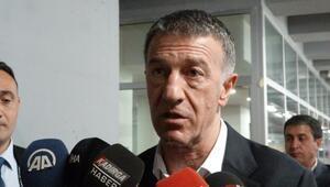 Ahmet Ağaoğlu: Sosa ve Novak ile sözleşme görüşmelerimiz devam ediyor