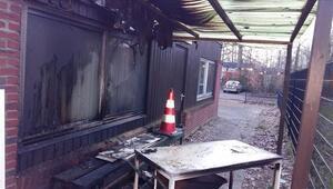 Hollanda'da cami kundaklayan kişiye 3 yıl hapis