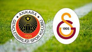Süper Lig Gençlerbirliği Galatasaray maçı ne zaman ve saat kaçta Falcao kadroda yok