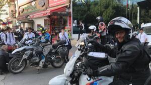 9 ülke gezen Fransız motosikletçiler Türkiye'ye hayran kaldı