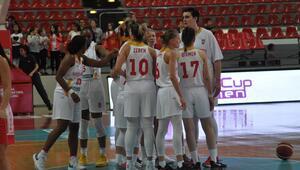 Bellona Kayseri Basketbol, EuroCup'ta gruplara kaldı