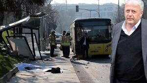 Üsküdarda duraktaki üç kişinin ölümüne neden olan otobüs şoförüne 8 yıl 4 ay hapis cezası