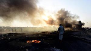 Irakta ölü sayısı 44e yükseldi