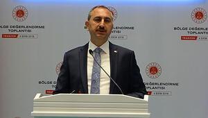 Son dakika... Adalet Bakanı Gülden yargı reformu paketiyle ilgili açıklama