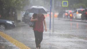 Antalya, Isparta, Burdur ve Muğla için fırtına ve sağanak uyarısı