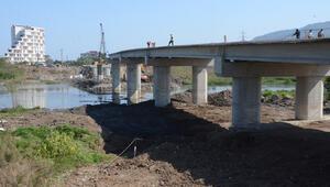 236 metrelik köprü Ordunun trafiğini rahatlatacak