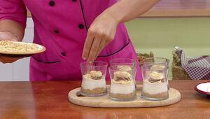 Pişmeyen muzlu cheescake nasıl yapılır