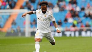 Real Madridde Marcelo şoku yaşanıyor