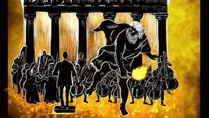 'Prometheus'un ateşi bizi Cumhuriyet aydınlanmasına götürdü'