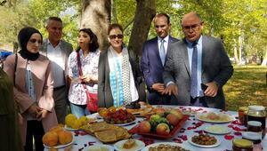 Adana Lezzet Festivalinde Gastronomi Treni Gezi